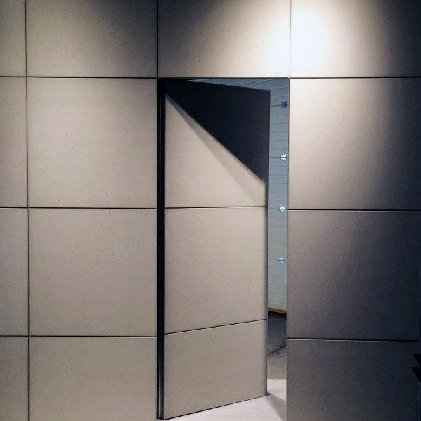 pintu ruang masuk rahasia