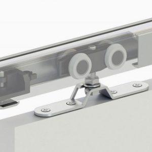 Komponen-Komponen Pintu Geser dan Perangkatnya