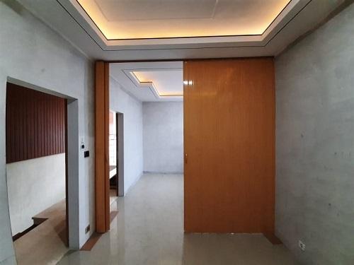 desain pembatas ruangan dari pvc
