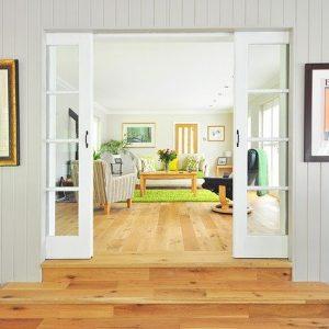 Fungsi Pintu Partisi Sebagai Penyekat Ruangan